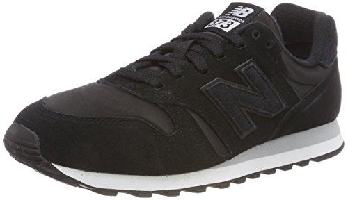 New Balance Damen WL373KSP Sneaker, Schwarz (Black/Silver Mink Ksp), 36.5 EU