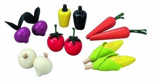 PlanToys - PT3428 - Nourriture - Assortiment de Légumes