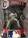 Imports Dragon 2018 Jose Ramirez Cleveland Indians MLB Figur (16 cm) -