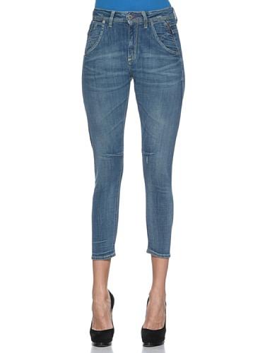 Meltin' Pot - Jeans, Donna, Blu (Blau), 42/44 IT (29W/26L)
