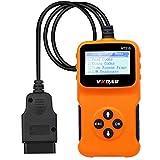 VXDAS OBD2 Scanner, NT210 Enhanced OBD II Auto Code Reader Check Engine Light CAN Car Diagnostic Scan Tool 2020