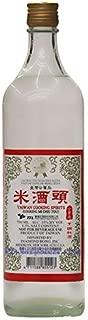 Superior Grade - Taiwan Cooking Rice Wine, Michiu-Tou 台湾公卖局 (高度 35%) 米酒头, 750ML | Pack of 1