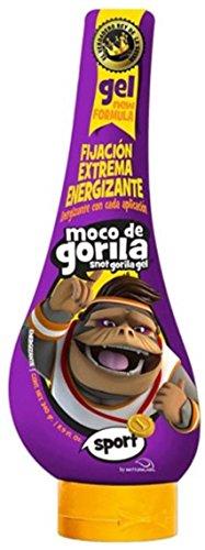 Moco de Gorila MOCO DE GORILA Sport Style Gel, 11,99 once (Pack of 8)