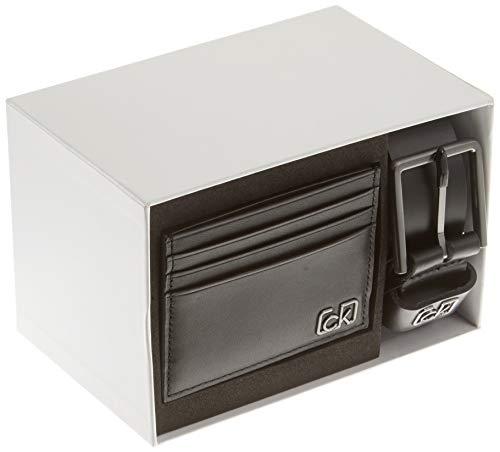 Calvin Klein Heren Sjaal, Hoed & Handschoen Set