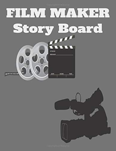 FILM MAKER STORY BOARD: Storyboard is a visual representation of a film sequence and breaks down the action into individual panels with camera ... It sketches out how a video will unfold
