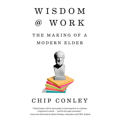 Wisdom at Work Audiobook By Chip Conley cover art