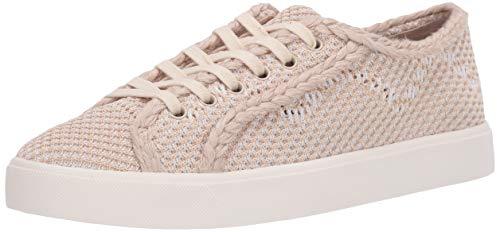 Sam Edelman Women's Elena Sneaker Summer sand/ bright White 8 M