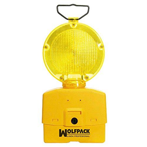 Wolfpack 15070500 Baliza Señalizacion Sin Bateria