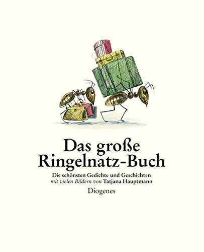 Das große Ringelnatz-Buch: Die schönsten Gedichte und Geschichten (Kinderbücher)