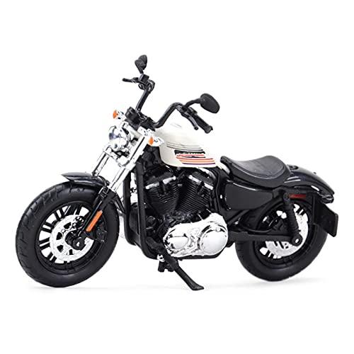 DSWS Motocicleta Miniatura 1:18 2018 Cuarenta para Ocho vehículos de fundición Especial a Diez coleccionables Hobbies Motorycle Model Toys