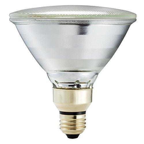 Philips 421263 EcoVantage PAR38 90 Watt Equivalent Dimmable Spot Standard Base Light Bulb, Long Life 6-Pack