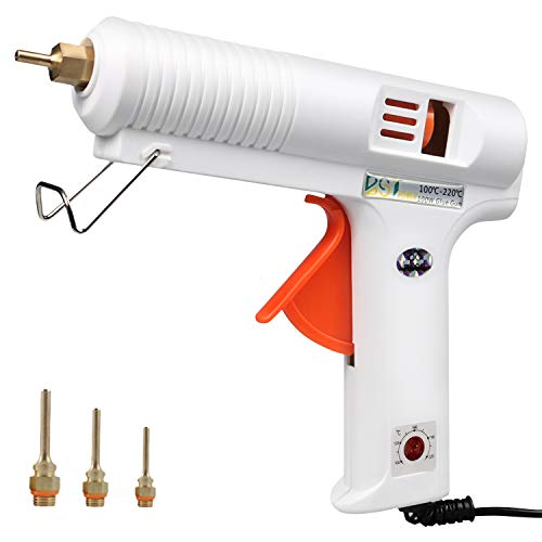 Amazon.com - BSTPOWER Hot Melt Glue Gun Adjustable Temperature 100W Professional