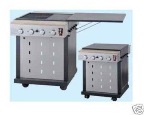 BARBECUE GAS GDLC TOTEM cm.L83xP74xH87