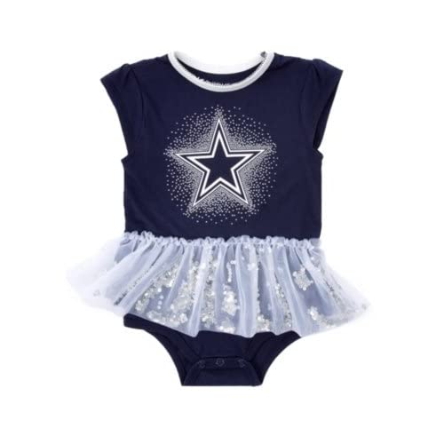 separation shoes 7134a 24cff Dallas Cowboys Infant Clothes: Amazon.com