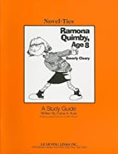 By Beverly Cleary Ramona Quimby, Age 8: Novel-Ties Study Guide [Paperback]