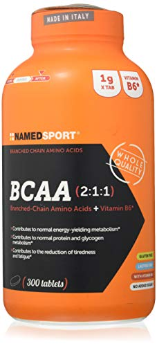 Named Sport Bcaa 2:1:1 - 300Cpr - 960 Gr