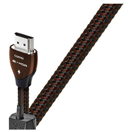 AudioQuest Cabo HDMI Coffee de 1m