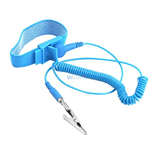5PCS Anti Static ESD Wrist Grounding Strap Discharge Preven Band Free shipping anywhere in the Max 82% OFF nation