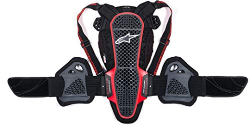 Alpinestars Men's Nucleon KR-3 Motorcycle Back Protector