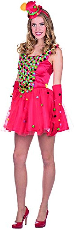 Pomponkleid Kostüm für Damen B075NKBG7S Große Auswahl  | Neues Design