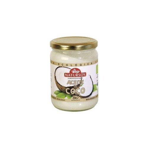 Aceite De Coco Desodorizado Bio 400 Gr de Natursoy