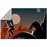 Mars Exploration Space Monster - Alfombras de área grande para...