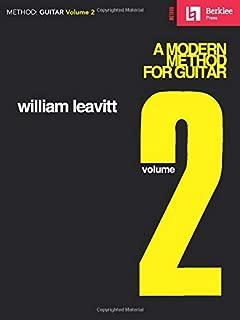 Modern Method for Guitar (Volume 2)