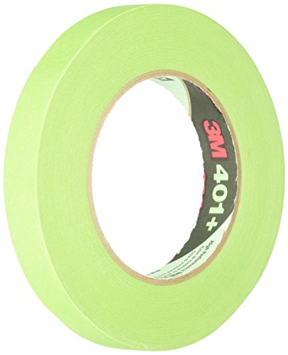 3M 401+ Green Masking/Painter's Tape, 18 mm, 64760 (T934401)