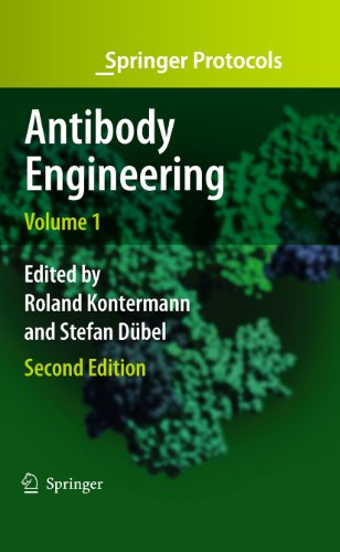 Antibody Engineering Volume 1 (Springer Protocols Handbooks) (English Edition)