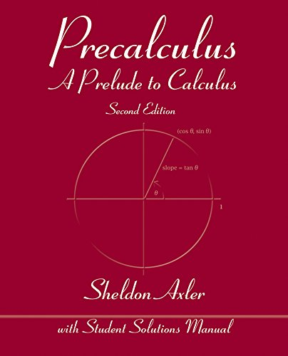 Precalculus: A Prelude to Calculus 2e + WileyPLUS Registration Card