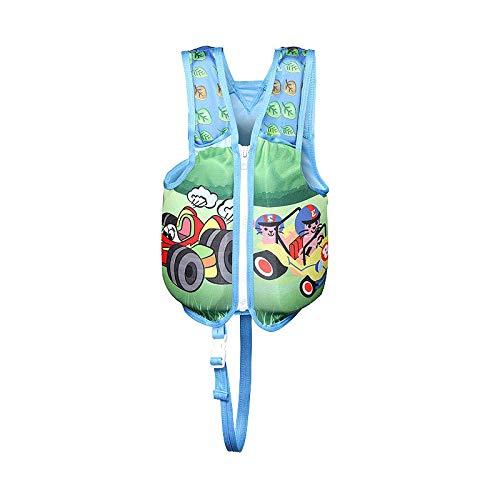 Chaleco salvavidas flotador con hebilla ajustable, ayuda a la flotabilidad de natación reflectante profesional Surf buceo Rafting Kayak