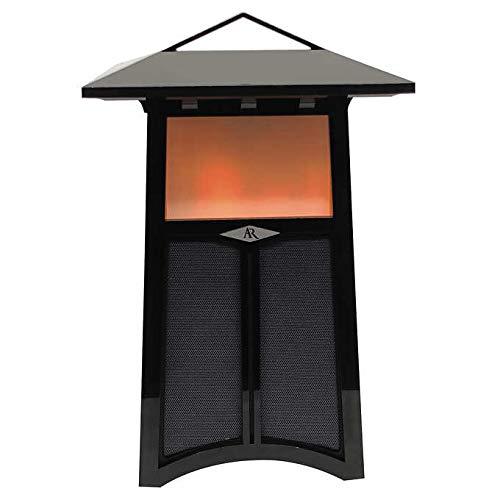 Acoustic Research Santa Cruz Bluetooth Outdoor Flame Speaker