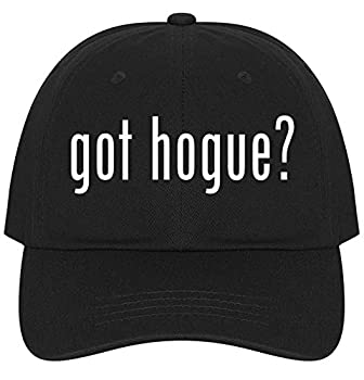 got Hogue? - Ultra Soft Dad Hat Baseball Cap Black One Size