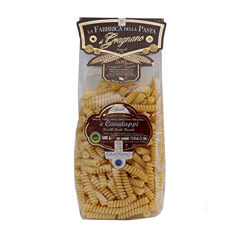 Cavatappi - Pasta di Gragnano IGP 500gr