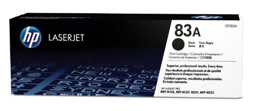1x Original Toner HP CF283X CF 283X für HP Laserjet PRO MFP M 202 DW - ca. 2200 Seiten -