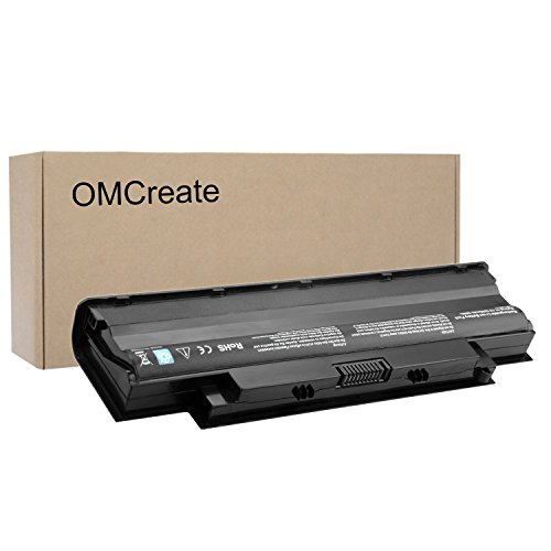 OMCreate Battery Compatible with Dell J1KND, Inspiron N5010 N5030 N5040 N5050 N7010 N7110 N4010 N4110 M5030 M5010 M5110 3520, Vostro 3450 3550 3750