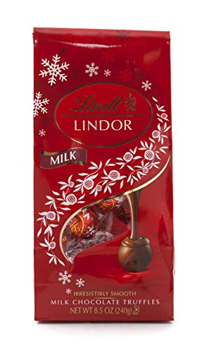 chocolate lindt rojo fabricante Lindor