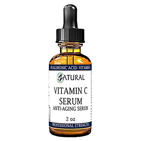 Nackt Vitamin C  Vitamin C