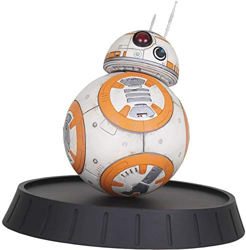 DIAMOND SELECT TOYS Star Wars Milestones: The Force Awakens: BB-8 Resin Statue, Multicolor, 6 inches image