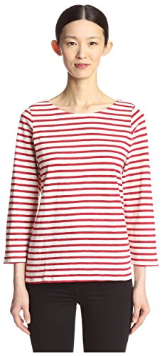 byTiMo Stipe Langarmshirt für Damen - - Klein