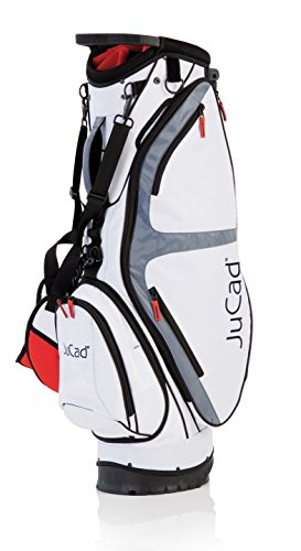 Jucad Fly Trage- oder Cartbag 2 in 1 Farbe: Weiß/Grau/Rot