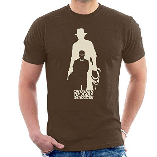 Obtainer of Rare Antiquities Indiana Jones Men's T-Shirt