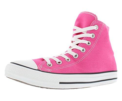 Converse Unisex Chuck Taylor All Star Hi Pink Paper (8 Men/Women 10)