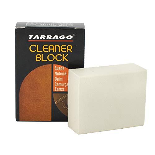 Tarrago Cleaner Block, Goma Limpiadora para Ante y Nubuck ap