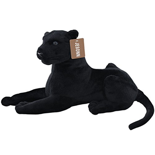 Compare Textbook Prices for JESONN Lifelike Stuffed Animals Toys Panther Plush 18.9 Inches  ISBN 0738770767778 by