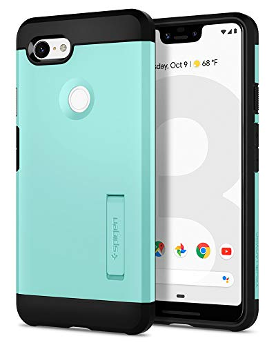 Spigen Tough Armor Designed for Google Pixel 3 XL Case (2018) - Mint