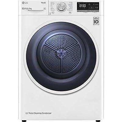 LG EcoHybrid™ V3 FDV309W Tumble Dryer