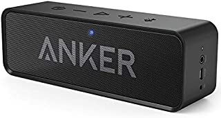 Anker Soundcore Portatable Bluetooth Speaker For Bluetooth Enabled Devices - Black - A3102H11