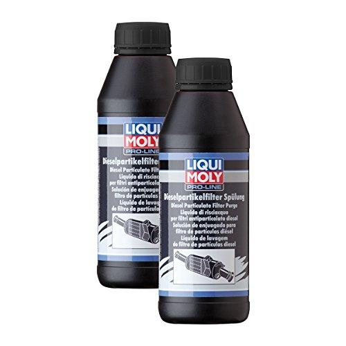 2x LIQUI MOLY 5171 Pro-Line Dieselpartikelfilter-Spülung Reinigung DPF 500ml