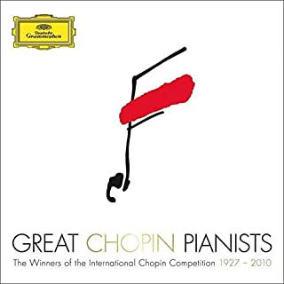 Great Chopin Pianists 11 Cd